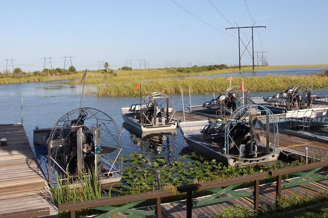Florida Everglades Night Airboat Tour near Fort Lauderdale photo 3