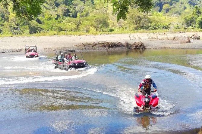 2 Hour ATV River Tour