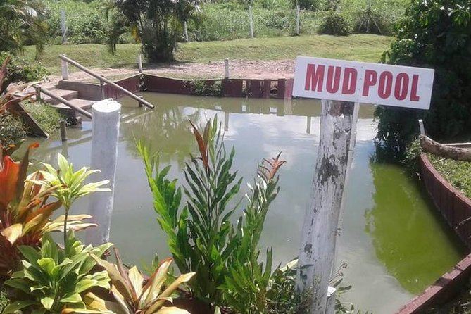 garden of the sleeping giant and mudpool tour combo