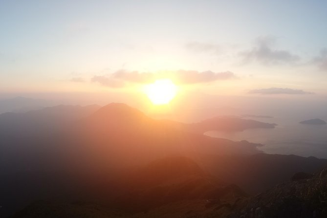 Lantau Peak Sunrise Climb photo 10