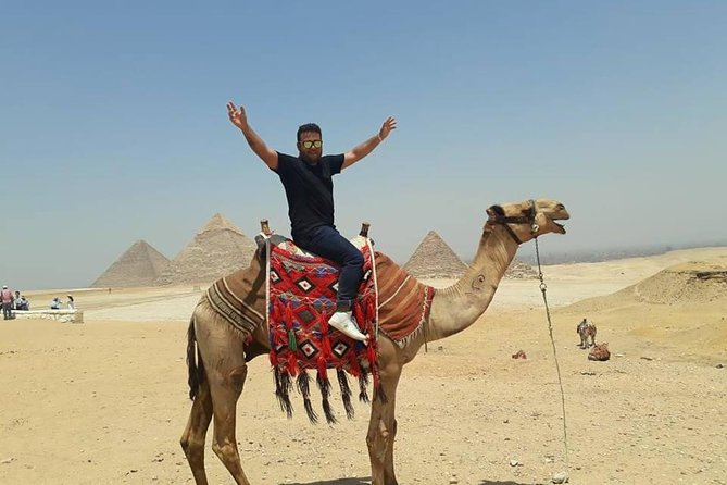 Private Tour: Giza pyramids and Saqqara and Dahshur