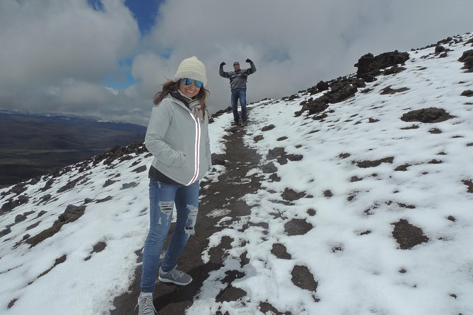 Cotopaxi National Park Shared Day Trip