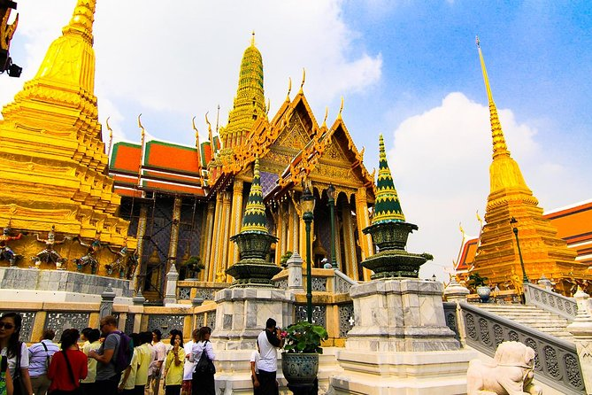 Private Tour: Highlights of Bangkok in Half a Day photo 1
