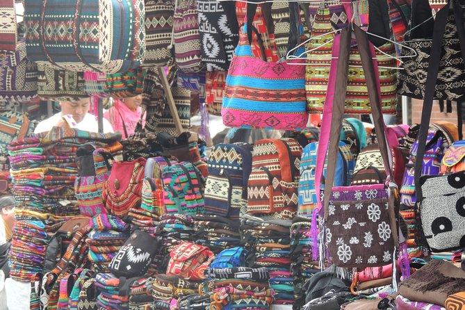 Rose Plantation, Equator Line and Otavalo Market Private Tour