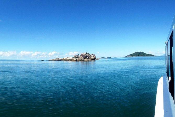 Fozzy's 3 Hour, 3 Island Tour