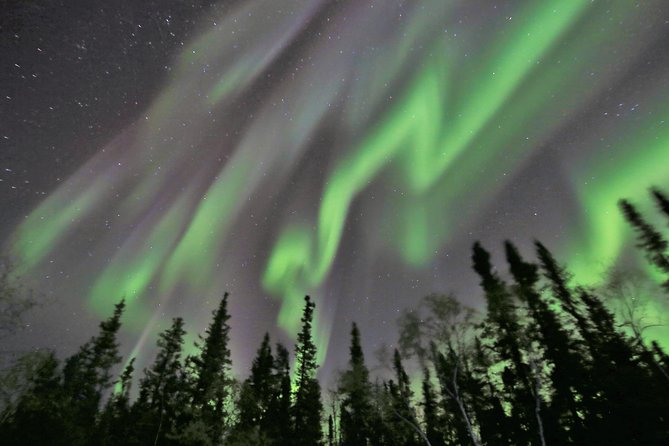 Yellowknife Northern Lights Tour Winter 3 Days 2 Nights All Inclusive photo 1
