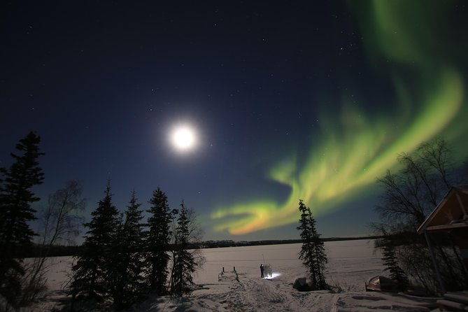 Yellowknife Northern Lights Tour Winter 3 Days 2 Nights Budget