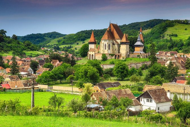 3-Day Explore Transylvania from Bucharest