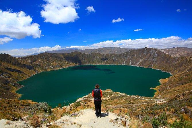 Private Tour 4-Day Trip, Cotopaxi, Quilotoa, Baños with Devil´s Nose Train Ride