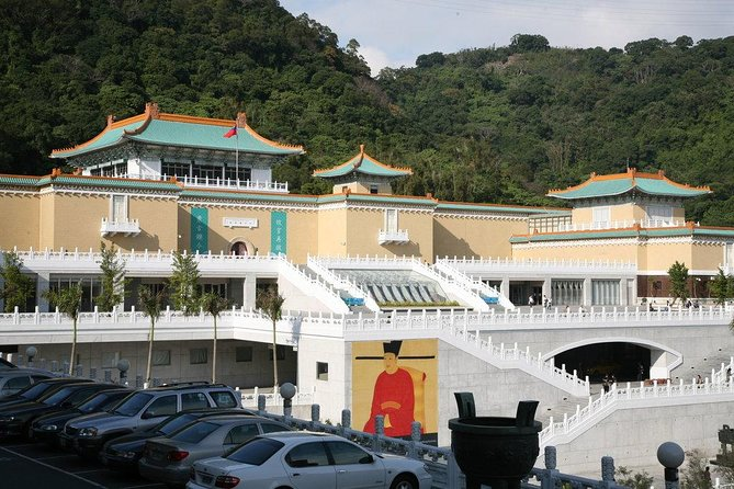 3.5 hours Taipei City Tour (morning or afternoon )