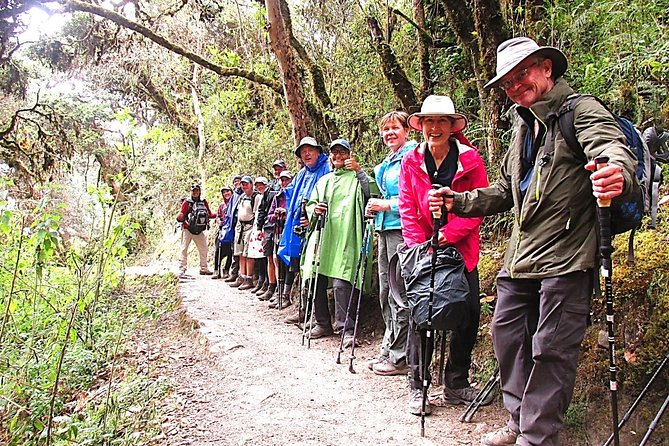 4-Days Inca Trail to Machu Picchu Trek