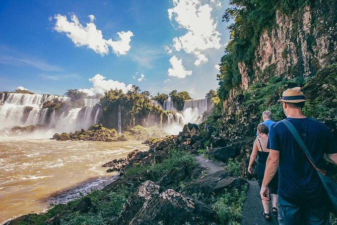 3-Days Iguazu Falls Trip with Airfaire from Buenos Aires