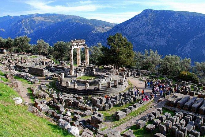 7-Day Classical Greece Tour: Athens, Epidaurus, Mycenae, Olympia and Delphi