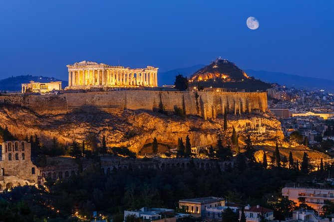 8-Day Tour of Athens, Mykonos and Santorini