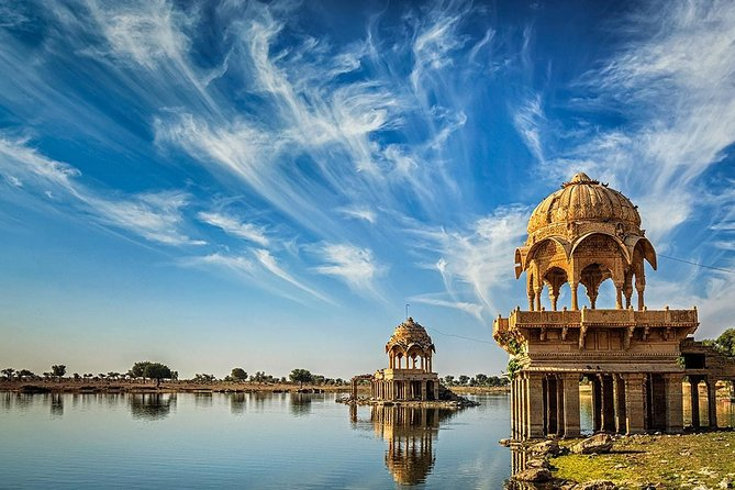 Private 8-Day Golden Triangle Tour with Royal Rajasthan