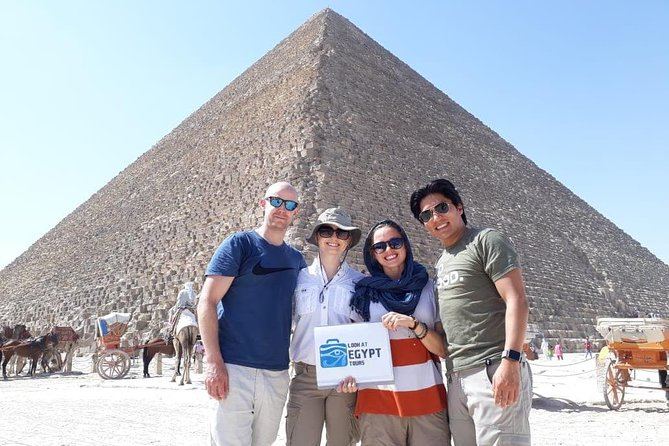 12 Days Classic Egypt Tour with Nile Cruise and Red Sea Stay Everything Included