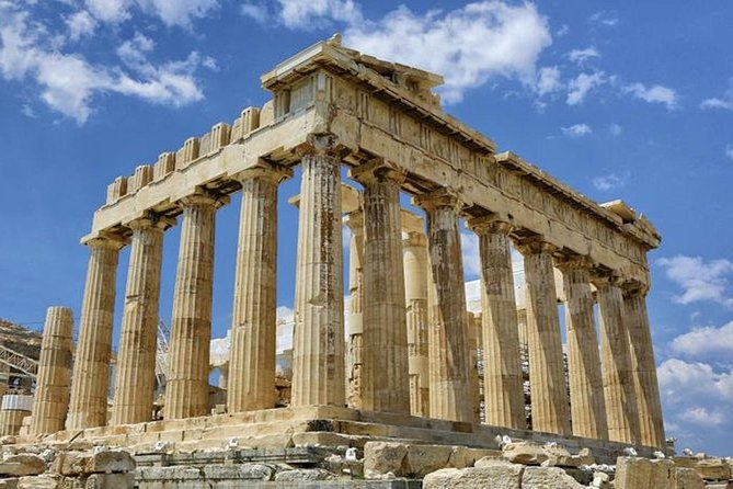 Athens, The Acropolis and Cape Sounion Full-Day Tour with Lunch