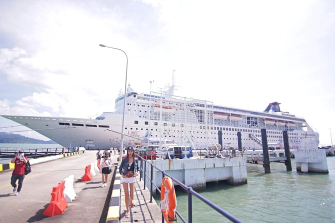 Port Klang Terminal To Kuala Lumpur City Tour with Lunch Sharing Basis SIC