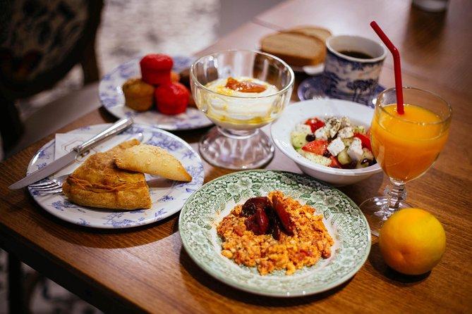 Athens through the lens of gastronomy