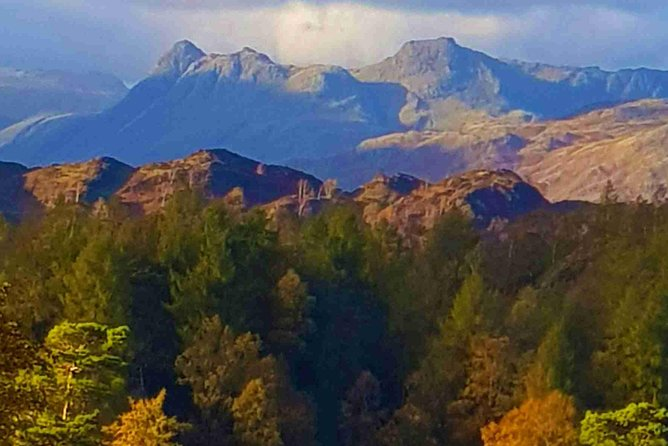 Coniston and The Langdale Valley - Morning Half Day Tour