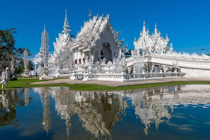 Join Tour One Day Chiang Rai , White Temple& Blue temple & Black House photo 1