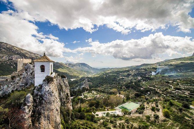 Guadalest & Algar springs