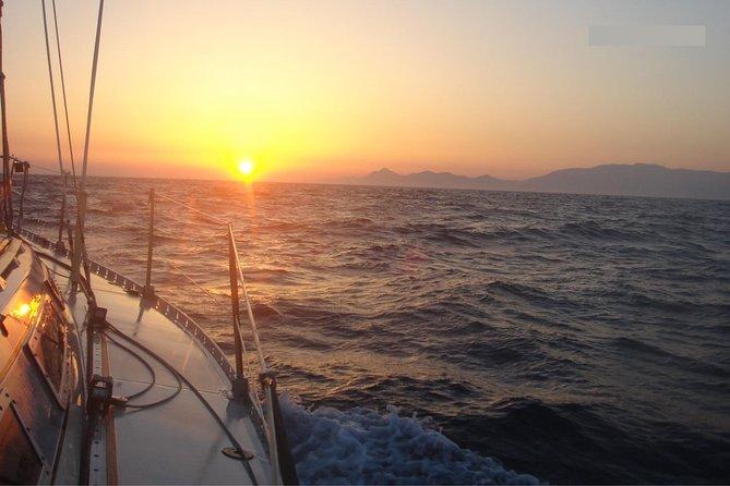 Champagne Sunset Cruise Koursaros