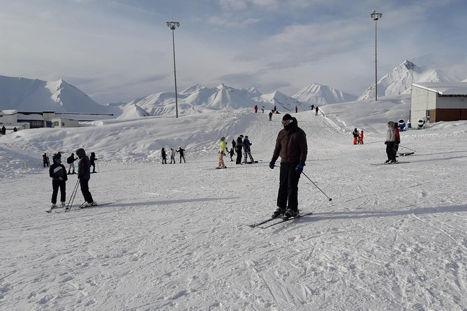Private Full-Day Tour to Gudauri Skiing Resort from Tbilisi photo 9