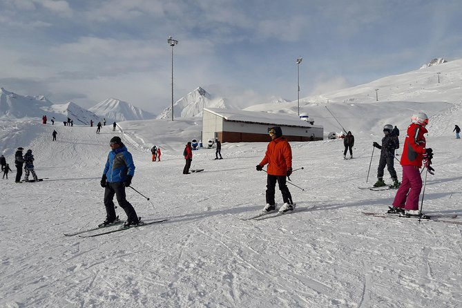 Private Full-Day Tour to Gudauri Skiing Resort from Tbilisi photo 8