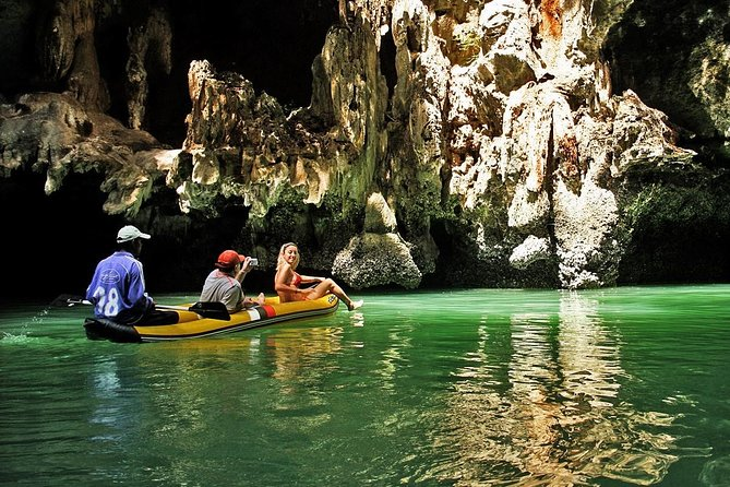 John Gray's Hong by Starlight with Sea Cave Kayaking and Loy Krathong Floating