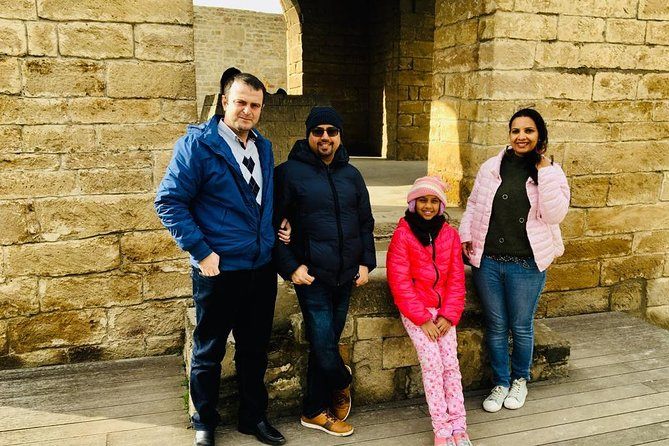 Ateshgah, Gala and Yanardagh (Absheron) Tour