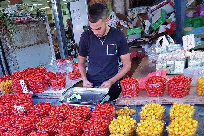 Tel Aviv Famous Markets Private Tour