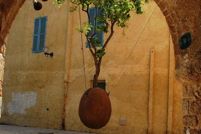 Jaffa and Caesarea Private Tour from Tel Aviv