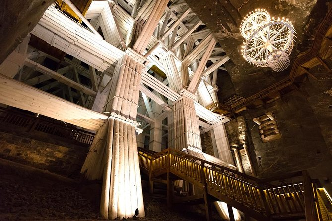 Salt Mine Tour With Private Transportation