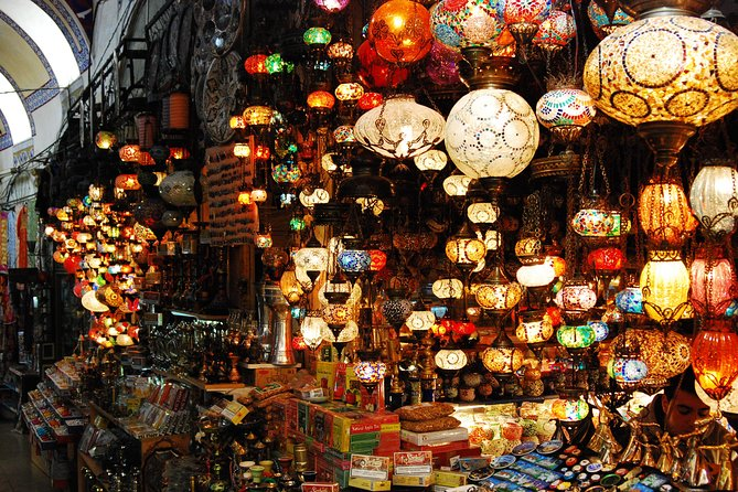 Small-Group Grand Bazaar Shopping Tour in Istanbul photo 11
