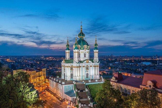 Ancient Kyiv (walking tour) Private tour