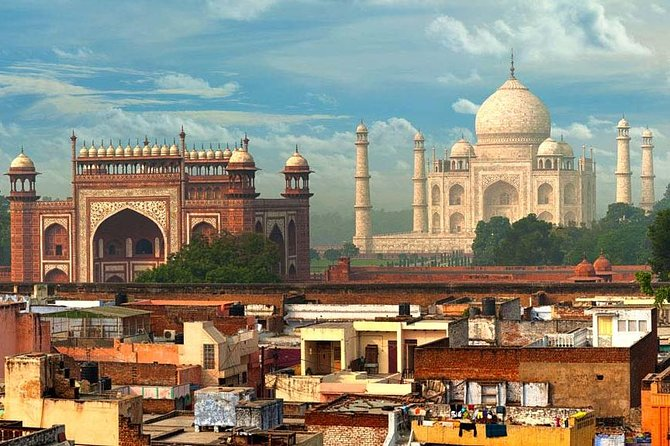 Taj Mahal Day Tour from Delhi (All Inclusive)