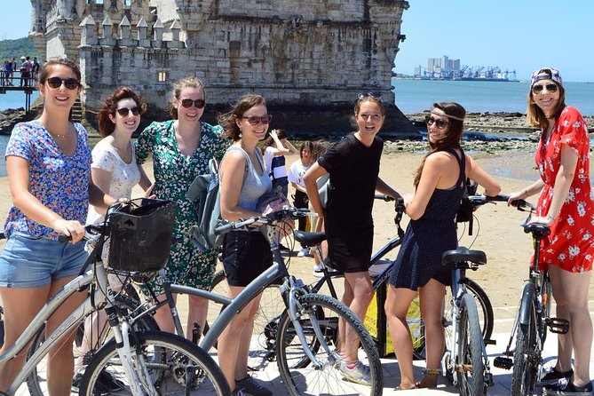 Bike Tours Lisbon - Center of Lisbon to Belém