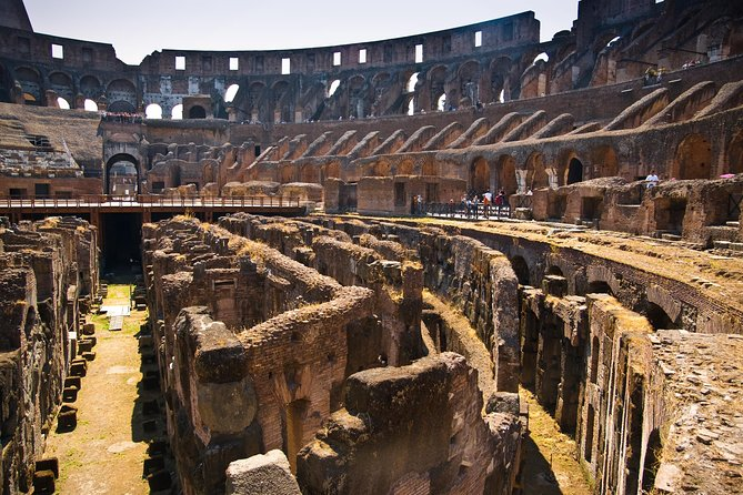 Colosseum Underground and Roman Forum Tour photo 10