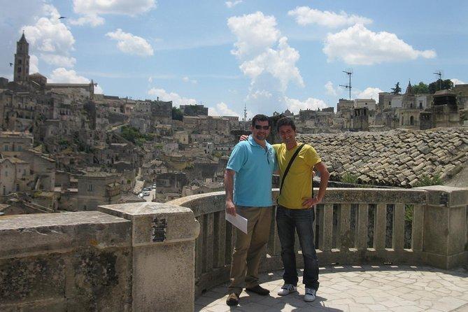 Visit of Bari and Matera during the day