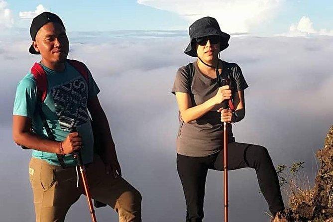 Batur Volcano Sunrise Trekking
