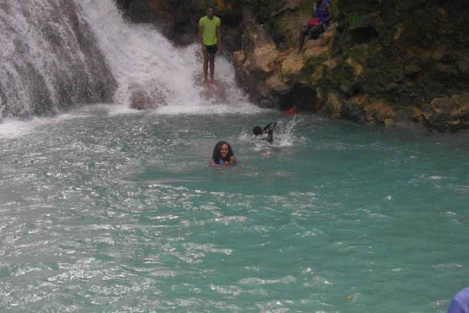 Private Tour of Blue Hole