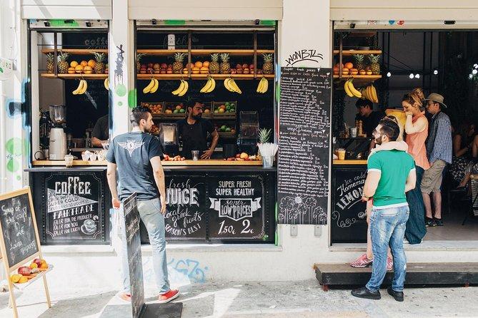 Taste of Athens Small-Group Food Tour