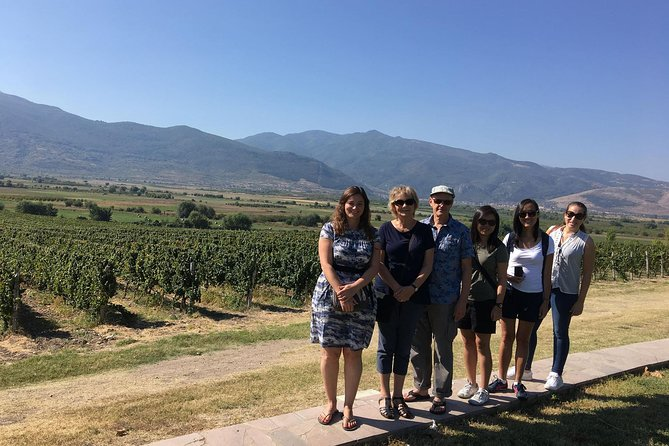 Wine Lovers Full-Day Wine Tour from Sofia