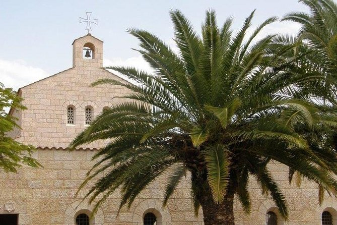 Galilee Christian Private Tour from Jerusalem