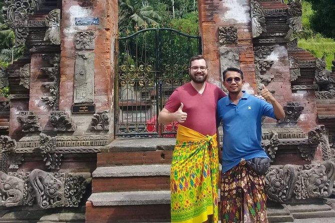 From Nusa Dua : Discover Ubud Kintamani & Waterfall on Private Tour - Free WiFi