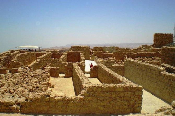 Masada and Dead Sea Group Tour