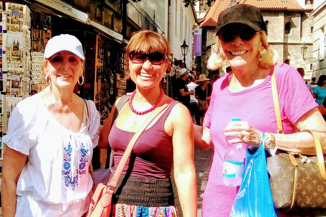 Prague Jewish Quarter Private Half-Day Walking Tour
