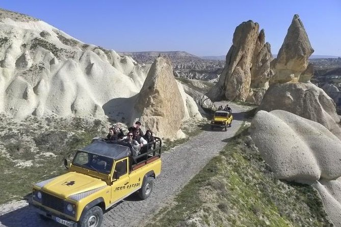 Cappadocia Jeep Safari photo 2
