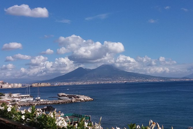 Tour of Pompeii and Naples